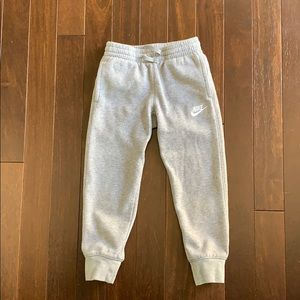 Nike Child Sweatpants Joggers Excellent Condition
